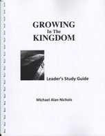 Growing in the Kingdom - Leader Guide
