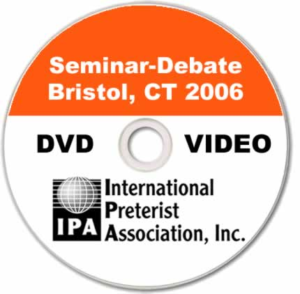 Seminar - Debate - Bristol CT (6 DVDs)
