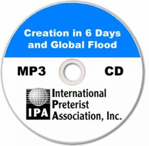 Creation (6 days) & Global Flood (5 tracks)