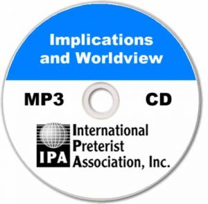 Implications & Worldview (1 track)