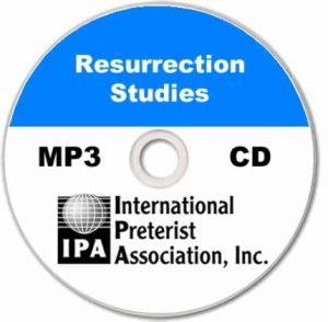 Resurrection Studies (8 tracks)
